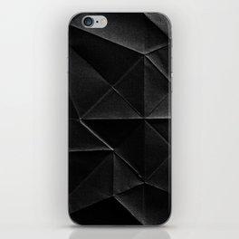 FOLDED iPhone Skin