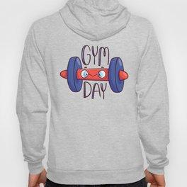 Gym Day Hoody
