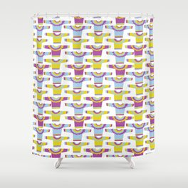 Jumpers  Shower Curtain