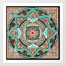 Illuminated Consciousness Art Print