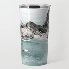 California Beach Travel Mug