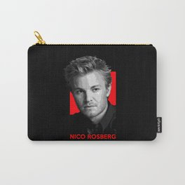 Formula One - Nico Rosberg Carry-All Pouch