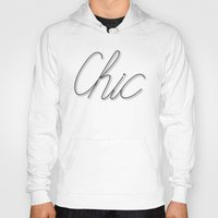 chic Hoodies featuring Chic by Sierra Ashley