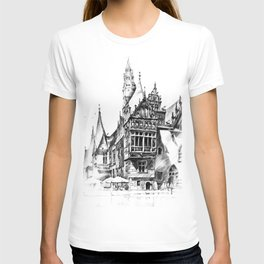 Wroclaw City Hall T-shirt