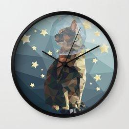 Space Cat. Wall Clock