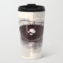 Eye Spy  Metal Travel Mug