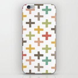 CRISSCROSSED iPhone Skin