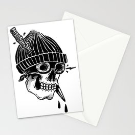 Die Bandidos Stationery Cards