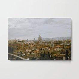 Villa Borghese Metal Print