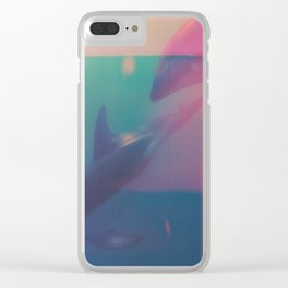 OCEVNS VII Clear iPhone Case