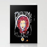 perfume Stationery Cards featuring Perfume by Paul Bridgeman