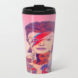 Rebel Bowie Travel Mug