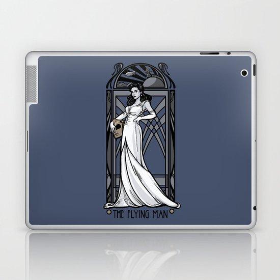 The Flying Man Laptop & iPad Skin