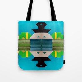 Digital PlayGround #2 Tote Bag