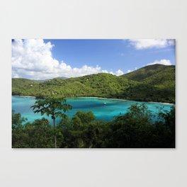 Maho Bay Canvas Print