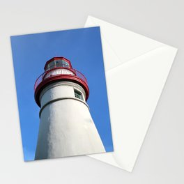 Marblehead Lighthouse in Ohio Stationery Cards