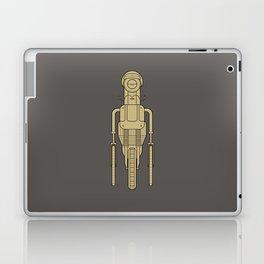 Hipsterbot Laptop & iPad Skin