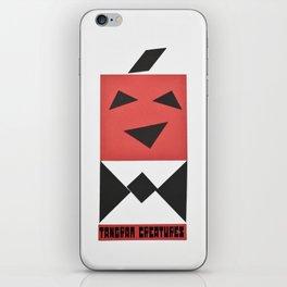 TC1 iPhone Skin