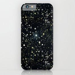 stars night iPhone Case