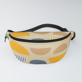 Some modern geometry Fanny Pack