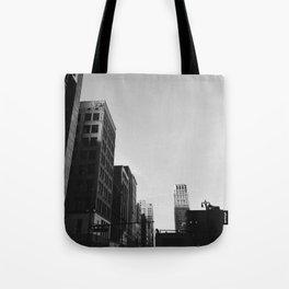 Broderick Tower - Detroit, MI Tote Bag