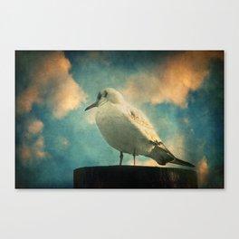 La Mouette Canvas Print