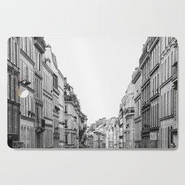 Street in Paris Cutting Board
