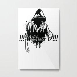 Dos Metal Print