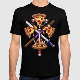 Ninja Pizza T-shirt