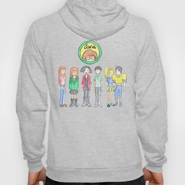 Daria and Friends Hoody