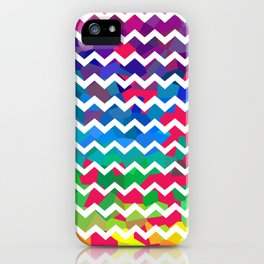 Mixed Colors iPhone Case