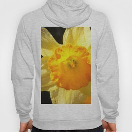 Fluid Nature - A Nod To Spring - Daffodil Hoody