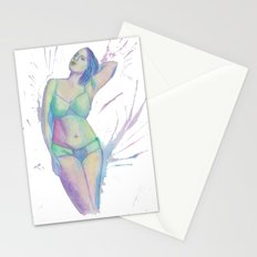 Full-Figure Stationery Cards