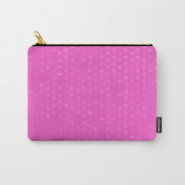 scorpio zodiac sign pattern mag Carry-All Pouch