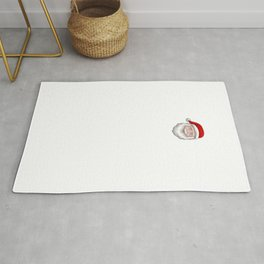 Dont Stop Believing Holiday Season Gift Rug