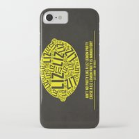 30 rock iPhone & iPod Cases featuring 30 rock - liz lemon by lissalaine