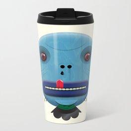 Mickley heads 01 Metal Travel Mug