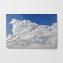 Stratocumulus Clouds 1 Metal Print