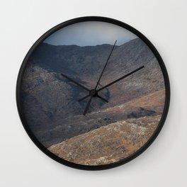 Hebridean 2 Wall Clock