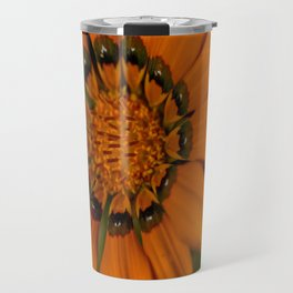 Pumpkin Petals Travel Mug