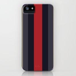 High Fashion Designer Style Stripes iPhone Case