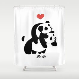 Kai Jia Shower Curtain