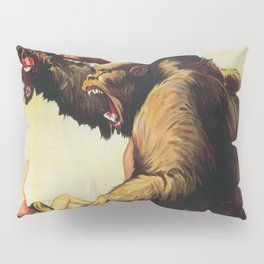King Kong 1933 Pillow Sham
