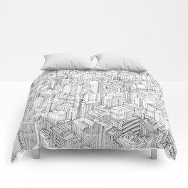 Isometric Urbanism pt.1 Comforters