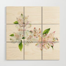 Spring is in the Air Wood Wall Art