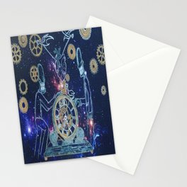 Time Keepers Stationery Cards