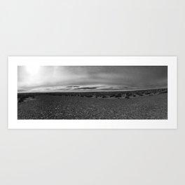 Lake Eyre South Australia Art Print