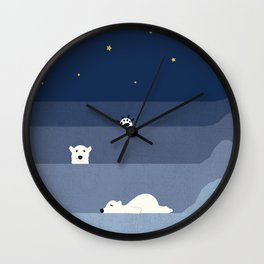 now you see me Wall Clock