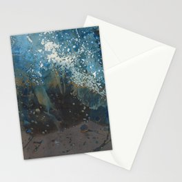 Sea blues Stationery Cards