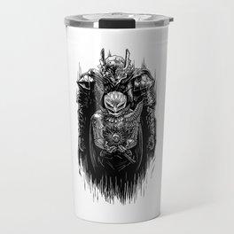 Black Swordsman Travel Mug